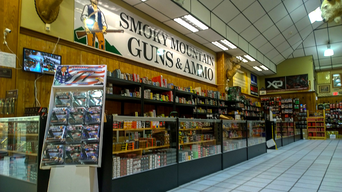 Smoky Mountain Knife Works is the