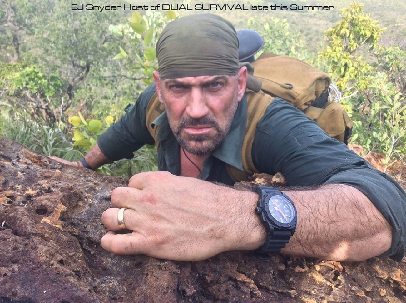 We Talk Naked And Afraid Hosting Dual Survival And Tops