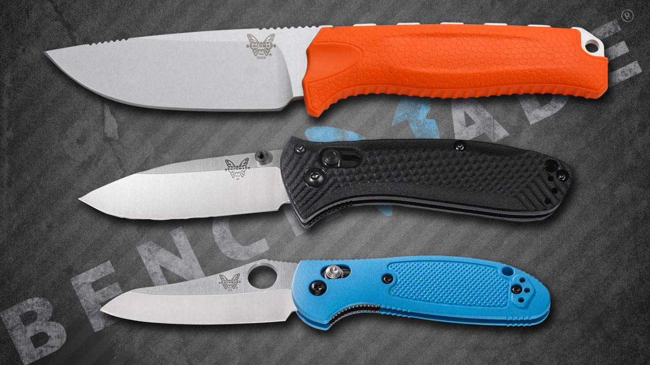 Three great Benchmade knives for under $100 – Knife Newsroom