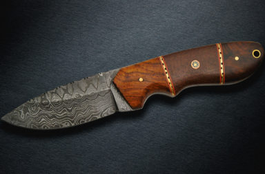 Damascus Hunter at smkw.com
