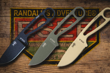 ESEE Izula at Knife Newsroom