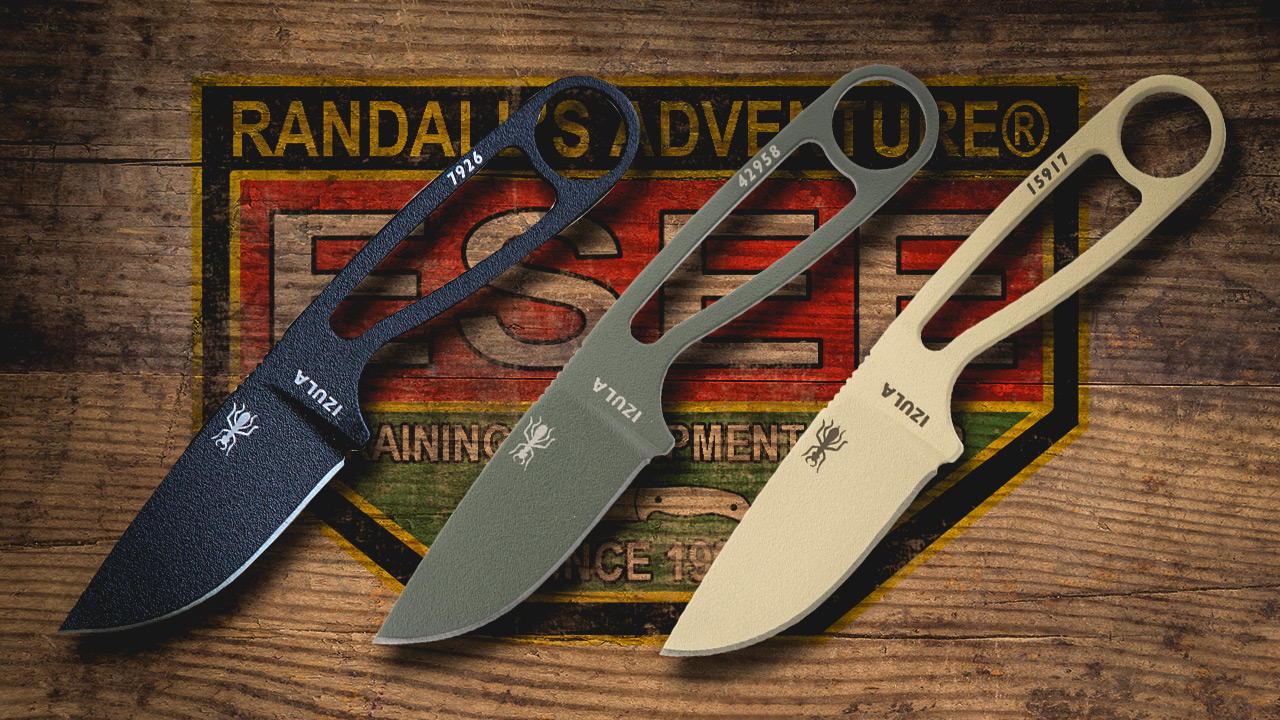 esee izula knife tough as ants they u0027re named after knife newsroom