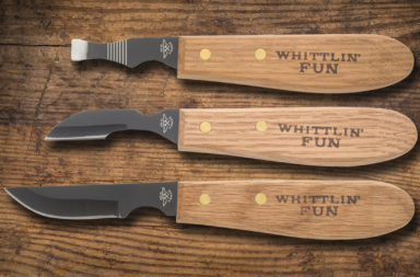 Old Forge Whittlin Fun Set