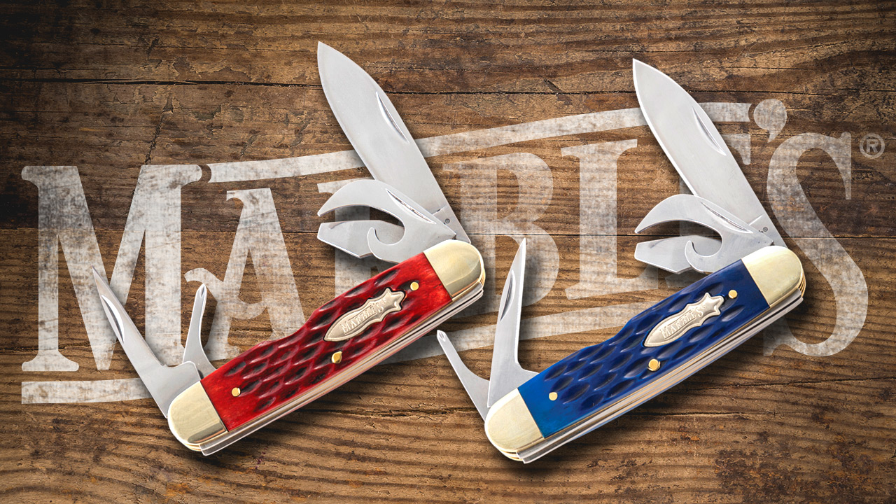 Marble's Scout Knives