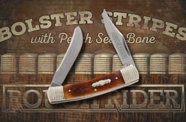 Rough Rider Bolster Stripes