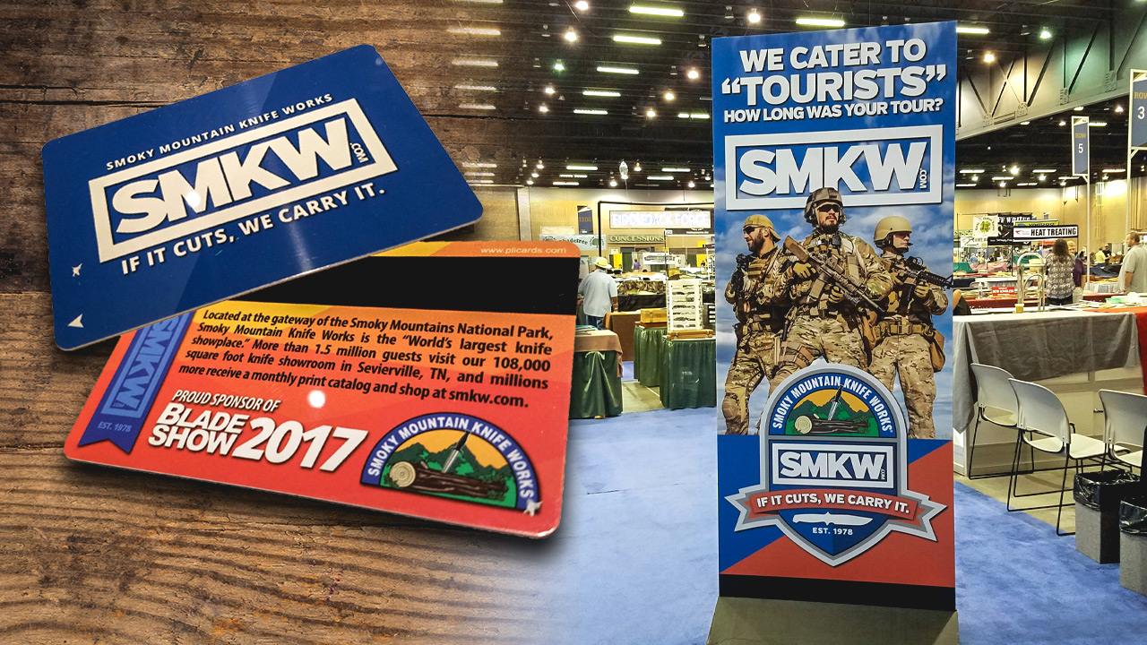 SMKW at Blade Show 2017