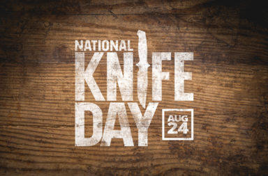 National Knife Day at SMKW