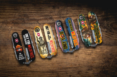 Victorinox Smokey Bear™ Series