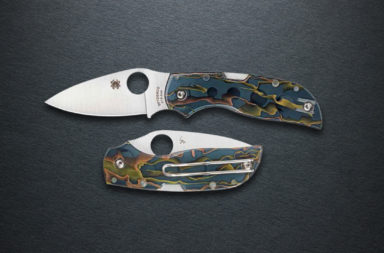 Spyderco Chapparal