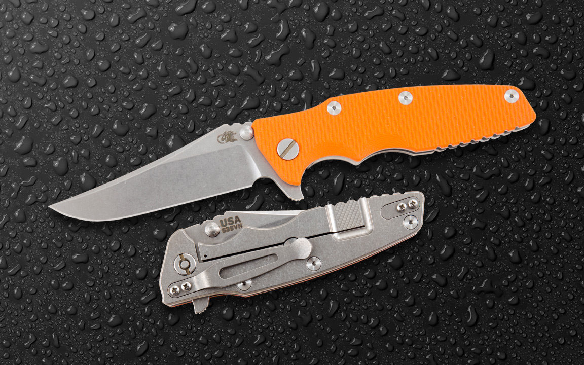 Hinderer Eklipse Trailing Point Tanks Just Got Sexy