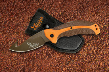 Kershaw Buck Commander LoneRock