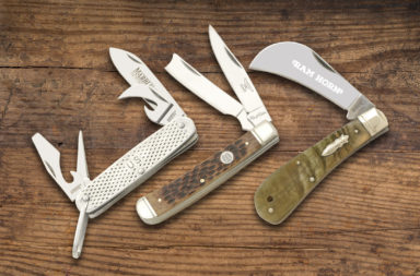 Traditional Pocketknives