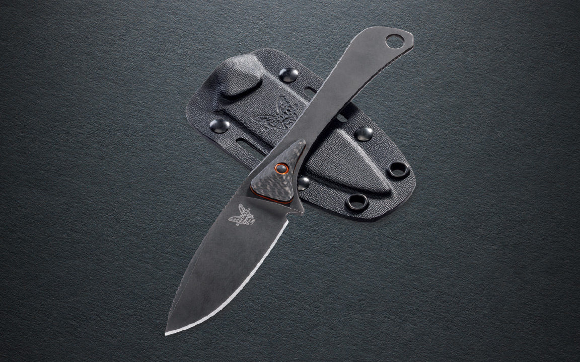 New In 2018 Benchmade Releases The 15200 Altitude Knife