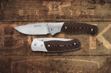 Buck Folding Selkirk
