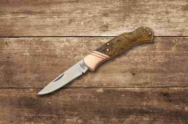 Old Forge Copper Fitted
