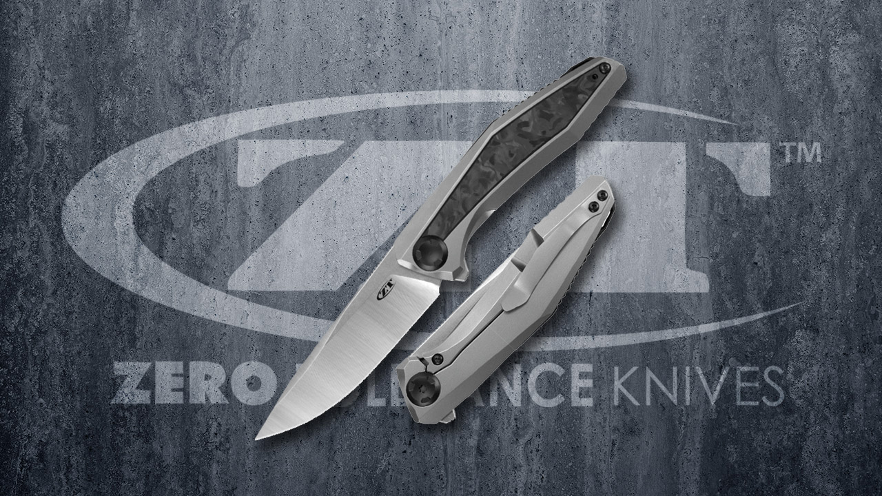 Zero Tolerance announces the ZT 0470, a stunning new design from ...
