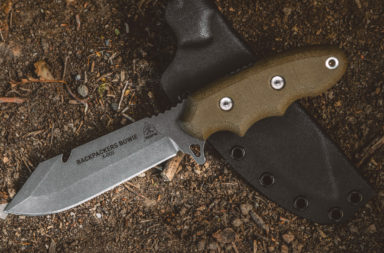 TOPS Backpacker's Bowie
