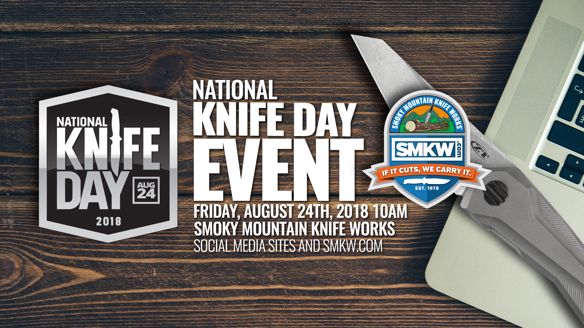 National Knife Day 2018