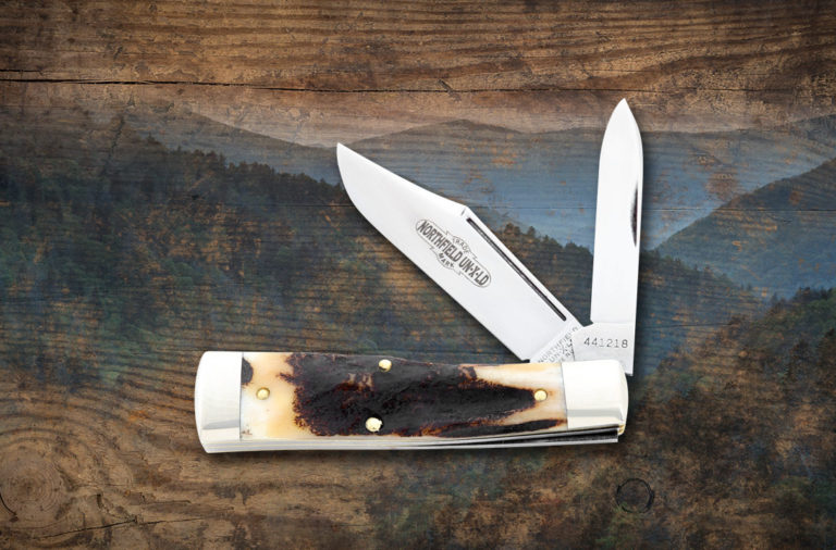 The GEC #44 Buffalo Jack series is complete