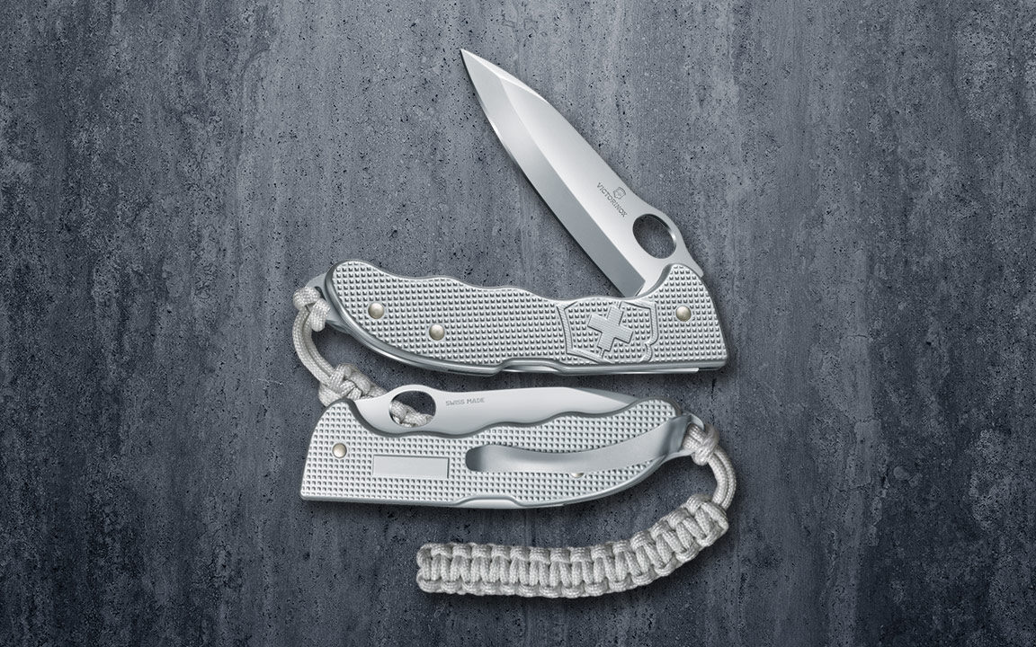 The Victorinox Swiss Army Hunter Pro M Alox Is A New And