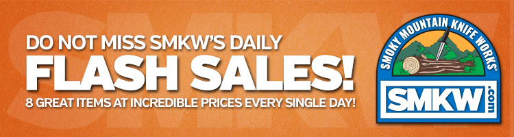 Click here to see SMKW's Flash Sales!