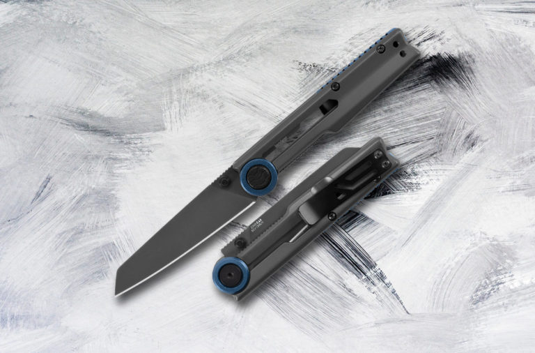 Put a little sci-fi in your pocket with the new Kershaw Decibel