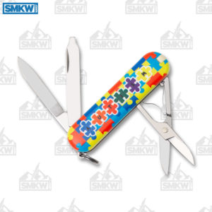 Victorinox Autism Awareness Swiss Army Knives