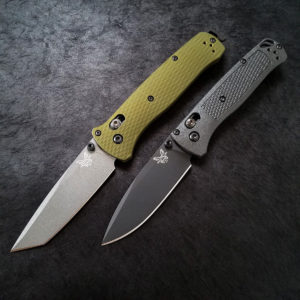 Benchmade Bug Out CF-Elite and the Benchmade M4 Bailout