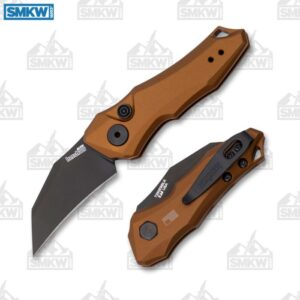 Bronze Kershaw Launch 10