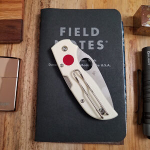 Spyderco Chapparal Sun and Moon